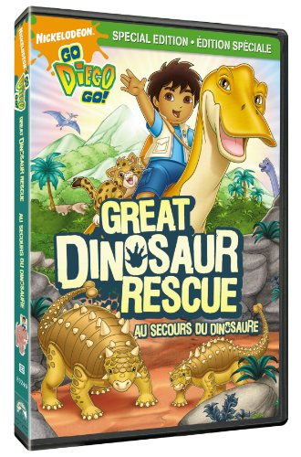Go Diego Go! - Great Dinosaur Rescue