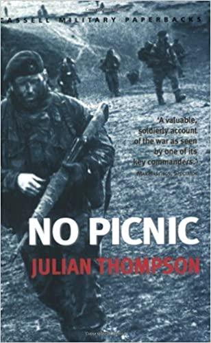 Cassell Military Classics: No Picnic by Julian Thompson (December 31,2001)