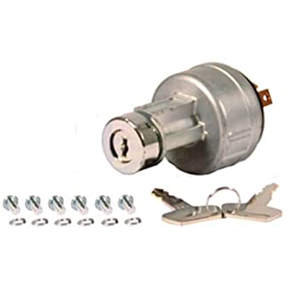 amazon com ch11696 194322 52110 tractor ignition switch made for