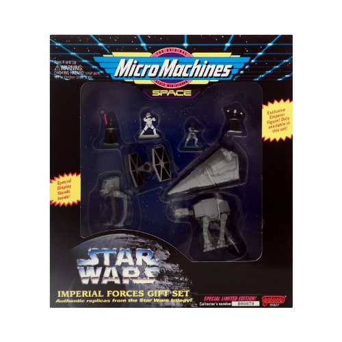 Micro Machines Star Wars Imperial Forces Gift ()