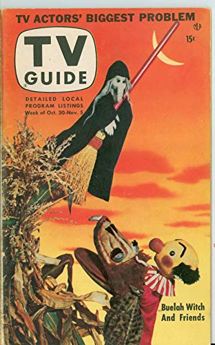 1953 TV Guide Oct 30 Kukla and Buelah