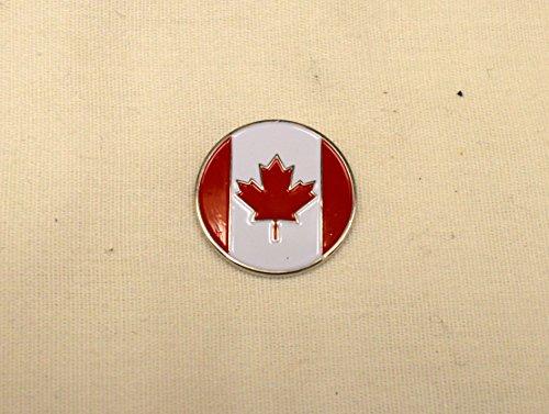Evergolf Canadian Flag Golf Ball Marker - 13213