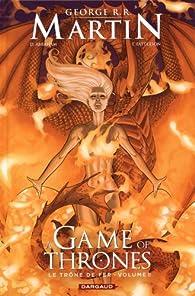 A Game of Thrones/ Le Trône de Fer, tome 2 (BD) par Daniel Abraham