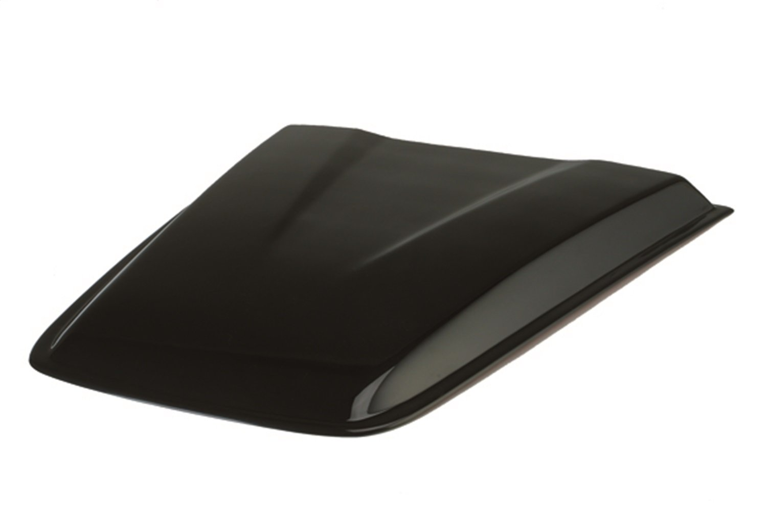 Auto Ventshade 80005 Truck Cowl Induction Hood Scoop with Smooth Black Finish