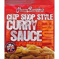 Harry Ramsden Chip Shop Curry Sauce Sachet 48g
