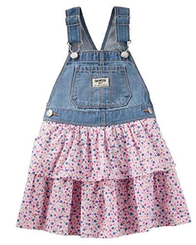 OshKosh B'Gosh Floral Jumper Size 6-9 Month
