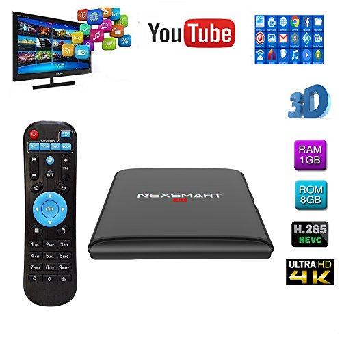 Aeropost Barbados - Edal 2017 New series NEXSMART D32 TV Box 1+8GB ...