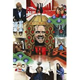 The Shining Collage Jack Nicholson Horror Movie Poster 24 x 36 inches