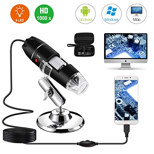 Most bought USB Microscopes