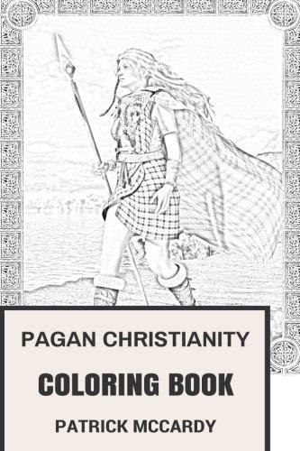 pagan coloring book - 9