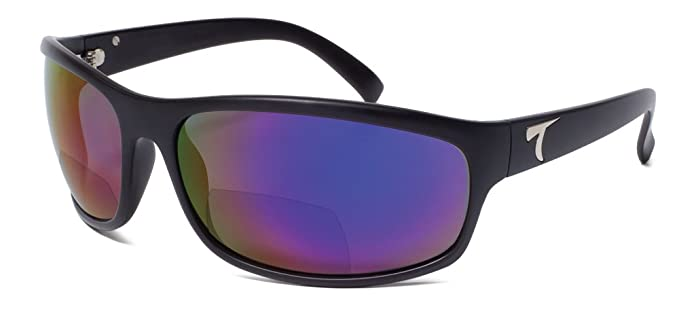 bd5952de80 Amazon.com  Typhoon Men s Harbor II Reader Lens Power Polarized ...