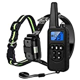 Best Dog Training Collars - Slopehill Dog Training Collar with 2600Ft Remote, IPX7 Review