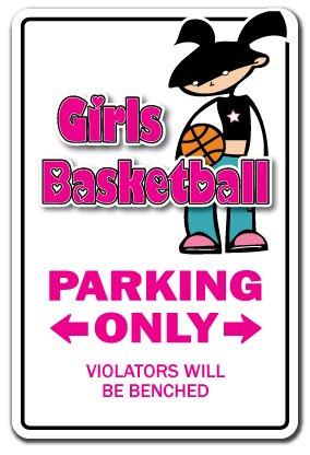 Girls Basketball Sign Team Girl high Junior School Coach Uniform | Indoor/Outdoor | 12