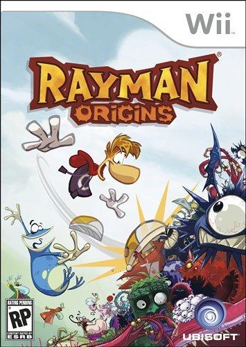 Rayman Origins - Nintendo