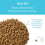 Solid-Gold-Wee-Bit-With-Real-Bison-Brown-Rice-Pearled-Barley-Potato-Free-Fiber-Rich-with-Probiotic-Support-Holistic-Dry-Dog-Food-for-Small-Dogs-of-All-Life-Stages