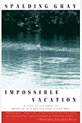Impossible Vacation (Vintage Contemporaries) Kindle Edition