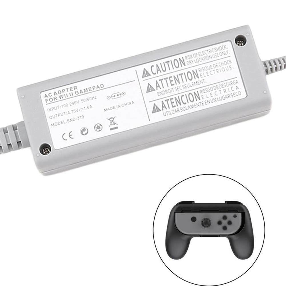 NICETOURNE WiiU Gamepad Cargador Gamepad Carga de la energía ...
