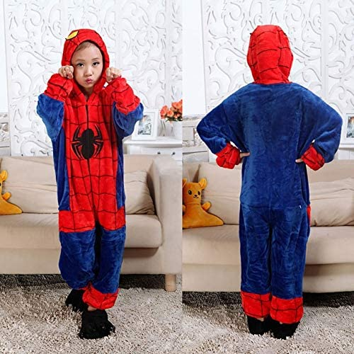 Pijama Unicornio Azul Niños Stitch Leopar Pijama Animal ...