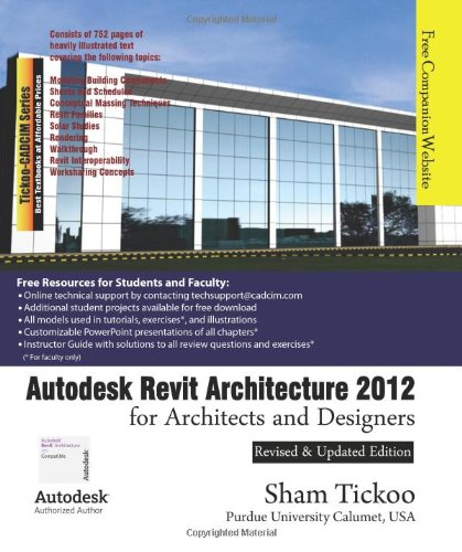 Autodesk Autocad Revit Structure Suite 2012 For Sale