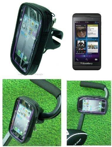 Wasserfest Soft Case Quick-Fix Golfwagen / Cart Halterung für Blackberry Z10