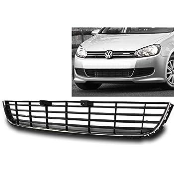 amazoncom zmautoparts vw golf jetta mk abs sportwagen front bumper  grille insert black
