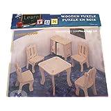 Wooden Puzzle, puzzle en bois