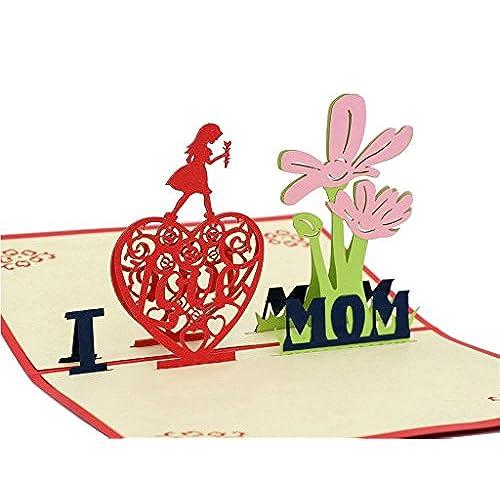 Birthday Card Mom Amazon