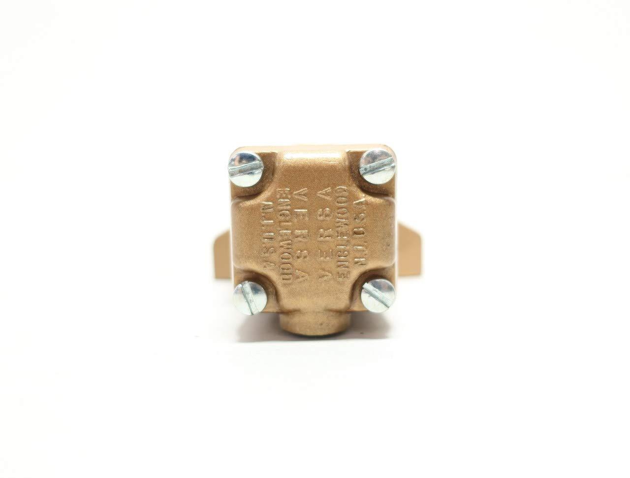 VERSA VPP-4532-DD-MM-1-15-31 MECHANICALLY Operated Directional Control Valve