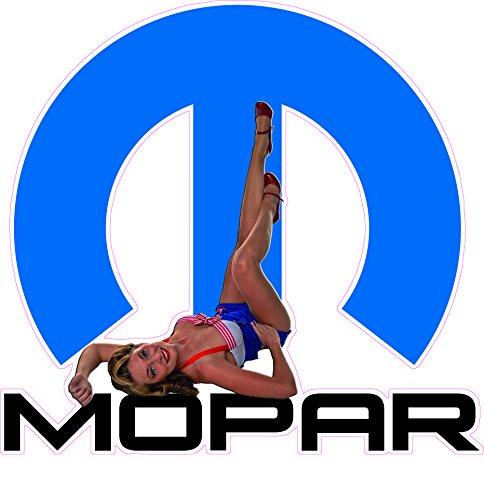 mopar-big-m-pin-up-decal