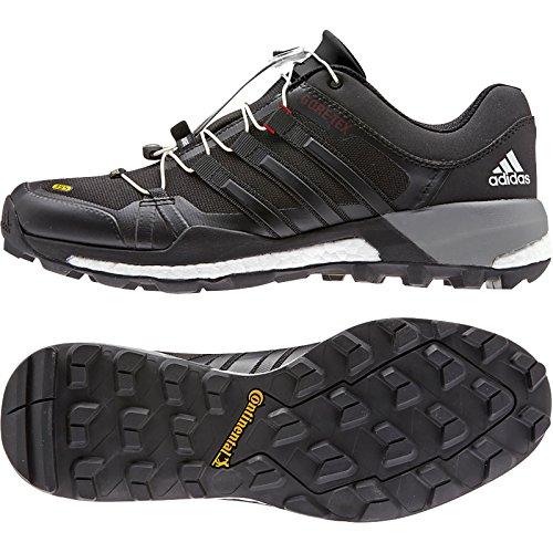 Adidas Terrex Skychaser GTX Schuh - Männer Schwarz / Weiß / Vista Grau