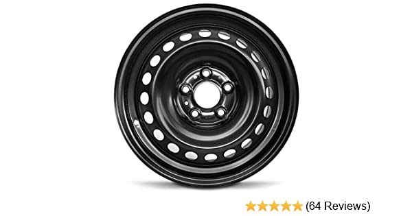 New 16x6.5 Steel Wheel Rim For 2013-2018 Nissan Leaf 5-114.3mm