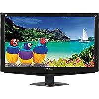 Viewsonic VA2448M-LED 24 Widescreen LED Monitor(Certified Refurbished)