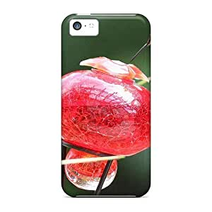 Hard Plastic Iphone 5c Case Back Cover,hot Humming Bird The Hover Case At Perfect Diy