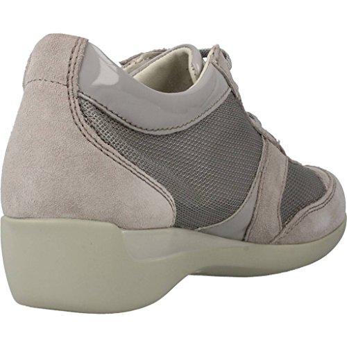 Stonefly Calzado Deportivo Para Mujer, Color Gris, Marca, Modelo Calzado Deportivo Para Mujer P717990D Gris gris