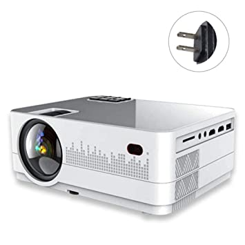 Proyector Portátil LCD Proyector de Vídeo Multimedia Home Cinema ...