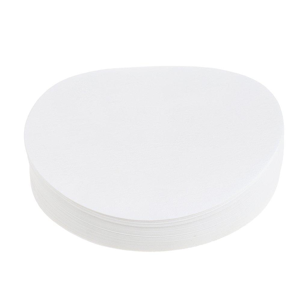 F Fityle Diameter 11cm Circular Ashless Quantitative Filter Paper 30-50um Medium Lab Filtration Supplies