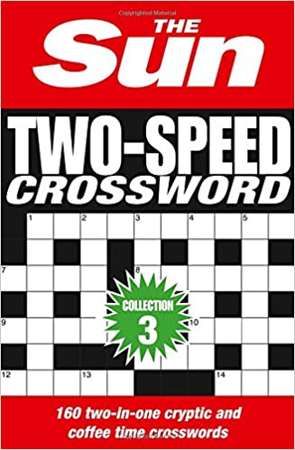 The Sun Two-Speed Crossword Collection 3 (Crosswords Bind Up)
