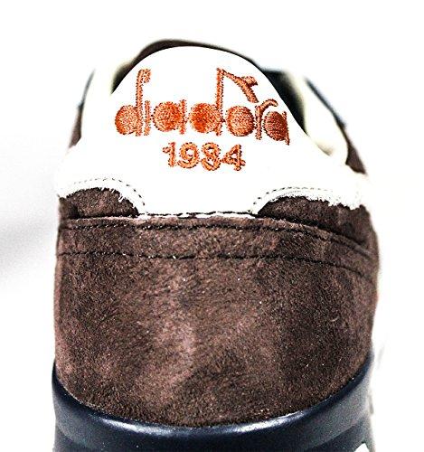 Diadora Arv Trident 90 Sjava Sneaker Trefork Mann Blu
