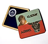 Star Wars Dishwasher Clean / Dirty Wooden Magnet Notifier Sign