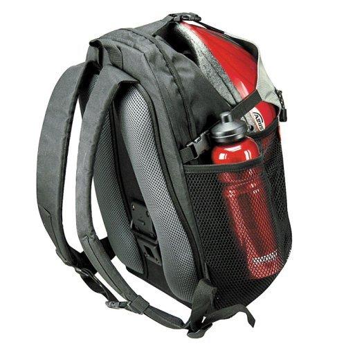 KLICKfix Farradtasche Freepack Sport Schwarz-Sil, 0276S