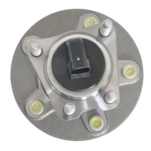 DRIVESTAR 512285 REAR Wheel Hub & Bearing 2007-09 for Aura 2005-10 G6 Malibu 5Bolt ABS