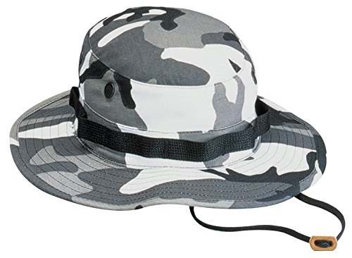 Rothco Boonie Hat City Camo - (7) Inch
