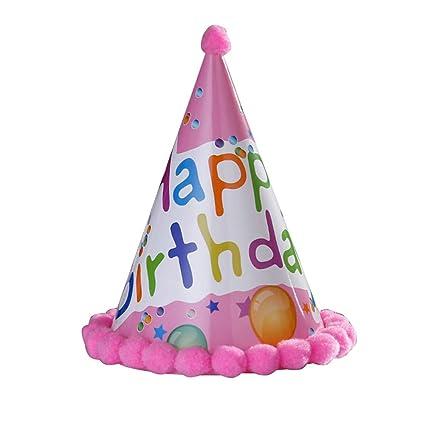 Amazon.com: Sombrero de fiesta para adultos y niños, diseño ...