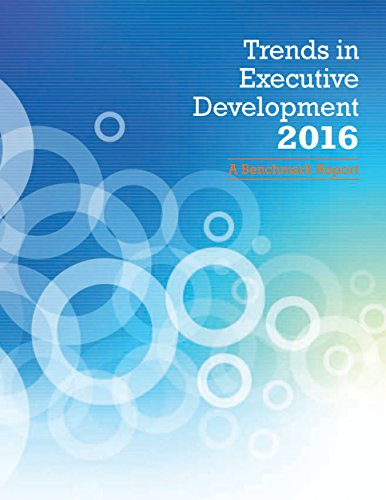 Trends in Executive Development 2016: A Benchmark Report