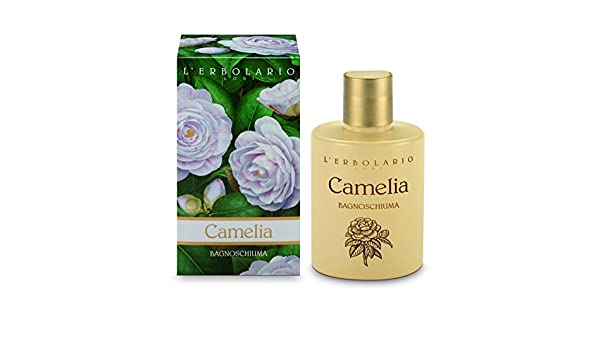 Bagnoschiuma Erbolario : Amazon.com : camelia bagnoschiuma 300ml by lerbolario : beauty