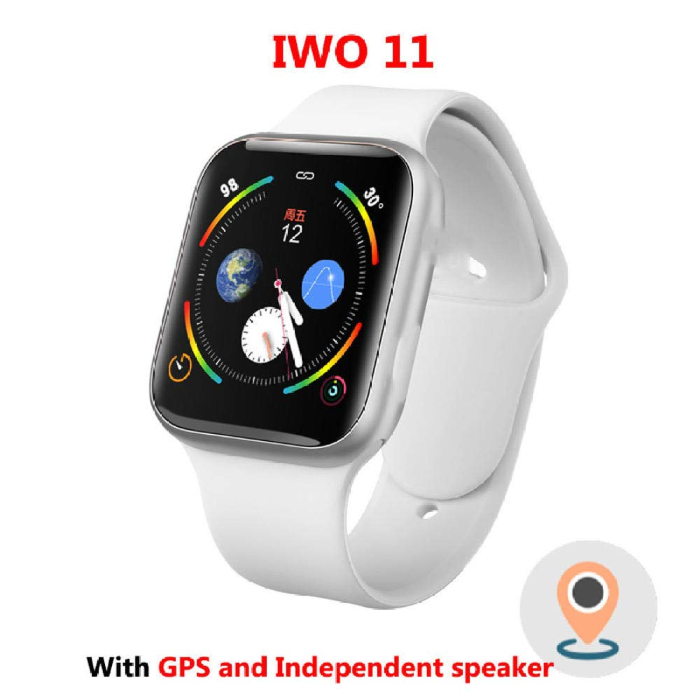 QJWVVLLL IWO 11 GPS Bluetooth Smart Watch 1: 1 SmartWatch ...