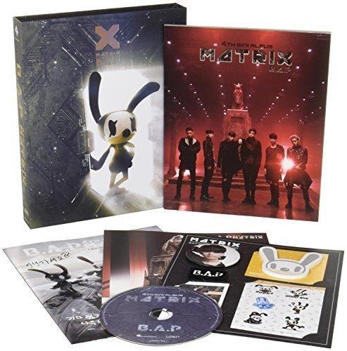 CD : B.A.P - Matrix: Special X Version (Asia - Import)