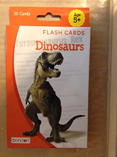 Flash of Brilliance Dinosaur Flash Cards Fun Facts Pronunciation Keys Each Dinosaur The Flash of Brilliance Company 5