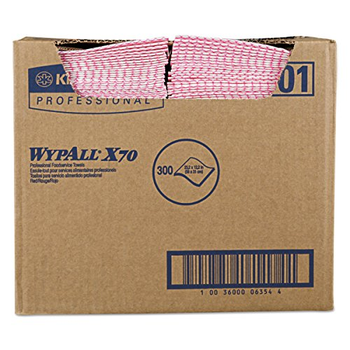 WypAll X70 Extended Use Foodservice  Towels Reusable