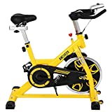 Best Stationary Bikes - ANCHEER Indoor Cycling Bike, Belt Drive Indoor Exercise Review